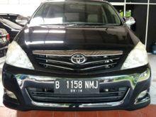 2011 Toyota Kijang Innova 2.0 G MPV