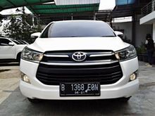 Toyota All new Kijang Innova 2.0 G 2016 MT putih LIKE NEW , KM 7RB ASLI , SEPERTI BARU MOBIL BERKUALITAS