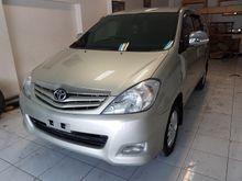 2009 Toyota Kijang Innova 2.0 G MPV
