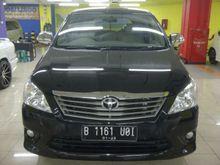 2012 Toyota Kijang Innova 2.0 G MPV.kusus kredit