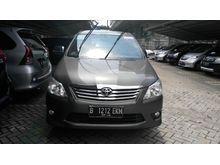 2013 Toyota Kijang Innova 2,0 G