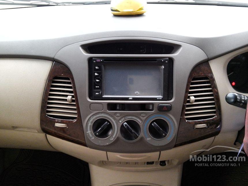 2005 Toyota Kijang Innova G MPV