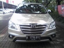 Toyota Kijang Innova 2.0 G 2013 MANUAL