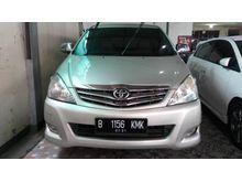 2011 Toyota Kijang Innova 2,0 G