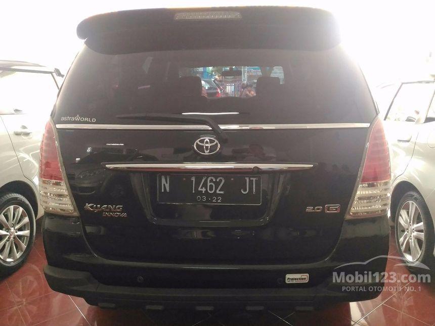 Toyota Kijang Innova 2010 G 2.0 di Jawa Timur Automatic ...