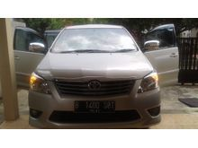 2012 Toyota Kijang Innova 2.0 G MPV