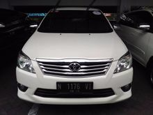 2013 Toyota Kijang Innova 2.5 G MPV Manual