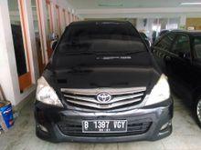 2010 Toyota Kijang Innova  2.0G