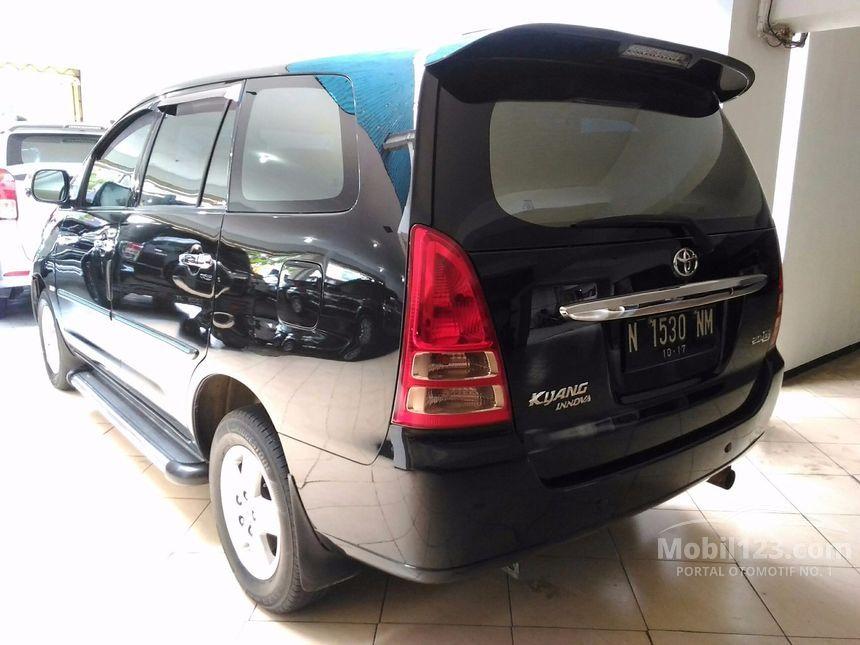 Toyota Kijang Innova 2007 G 2.0 di Jawa Timur Manual MPV ...