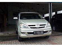 Toyota Kijang Innova 2.0 G 2006 AT silver ANTIK , GESIT IRIT , TDP hanya 15 juta saja
