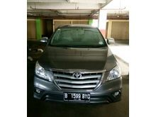 2014 Toyota Kijang Innova 2.0 G MPV