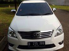 2012 Toyota Kijang Innova Automatic Solar 2.5 G