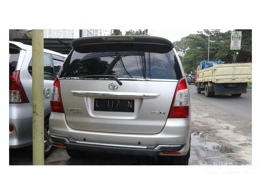 Jual Mobil Toyota Kijang Innova 2012 G 2.5 di Jawa Timur ...