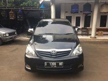 2010 Toyota Kijang Innova 2.5 G MPV