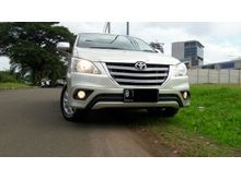 Toyota Kijang Innova G 2.0 Bensin 2014