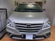 Toyota Kijang Innova Diesel 2.5 G MPV 2014