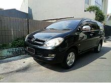 2006 Toyota Kijang Innova 2.0 G MPV