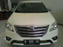 2014 Toyota Kijang Innova 2.5 G AT MPV