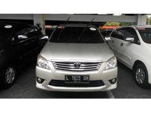 2012 Toyota Kijang Innova 2,0 G