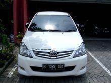 2009 Toyota Kijang Innova 2.0 V Luxury