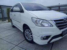 2014 Toyota Kijang Innova 2.0 V Luxury tangan pertama dari baru