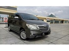 2013 Toyota Kijang Innova 2.0 V Luxury MPV