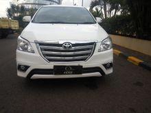 2012 Toyota Kijang Innova 2.0 V Luxury MPV