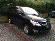 2013 Toyota Kijang Innova 2.0 V Luxury