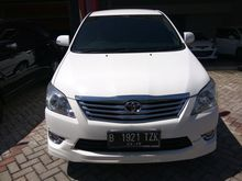 2012 Toyota Kijang Innova 2.0 V Luxury AT