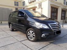 Toyota Kijang Innova V Diesel AT 2015 Dijamin Murah Pakaian Pribadi
