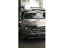 2014 Toyota Kijang Innova 2.0 V MPV