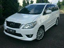 2012 Toyota Kijang Innova 2.5 V MPV