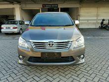 2013 Toyota Kijang Innova 2.0 V MPV