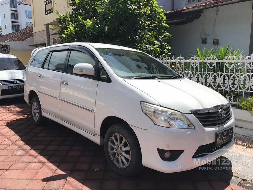 Jual Mobil Toyota Kijang Innova 2013 V 2.0 di Bali ...