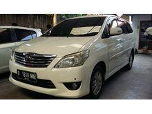 2013 Toyota Kijang Innova 2.5 V MPV