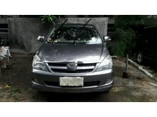 2008 Toyota Kijang Innova 2.5 V MPV