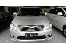 Toyota Kijang Innova 2013 V type, muluss bersih, TDP MIRING