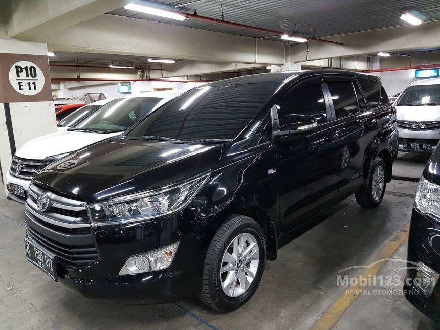 Toyota Kijang Innova 2016 Venturer MT 2.0 Di DKI Jakarta
