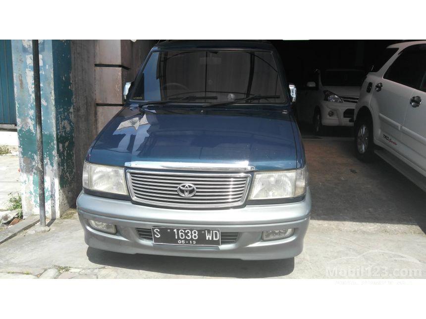 2001 Toyota Kijang Krista MPV
