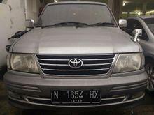 Dijual Toyota Kijang Krista 2.4 2001di Malang Jawa Timur