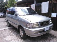 2002 Toyota Kijang 2.4 LGX-D Silver