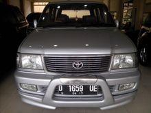 2001 Toyota Kijang 1,8 LGX