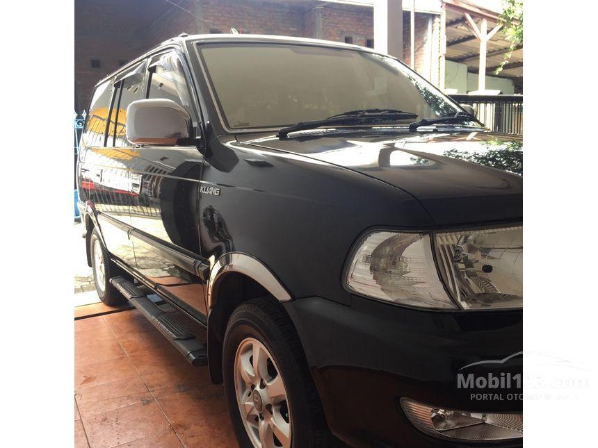 Jual Mobil Toyota Kijang 2003 LGX 2.0 di Jawa Barat Manual ...