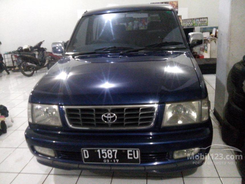 2001 Toyota Kijang LGX MPV