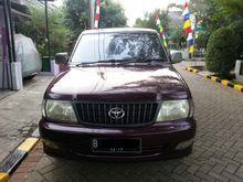 2002 Toyota Kijang 1.8 LGX MPV