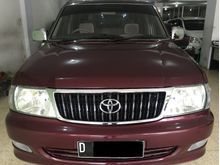 Toyota Kijang LGX MT 1.8 EFI 2003 1TANGAN (SUPER ISTIMEWA)