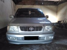 Dijual Kijang LGX bensin 1.8 tahun 2001 manual