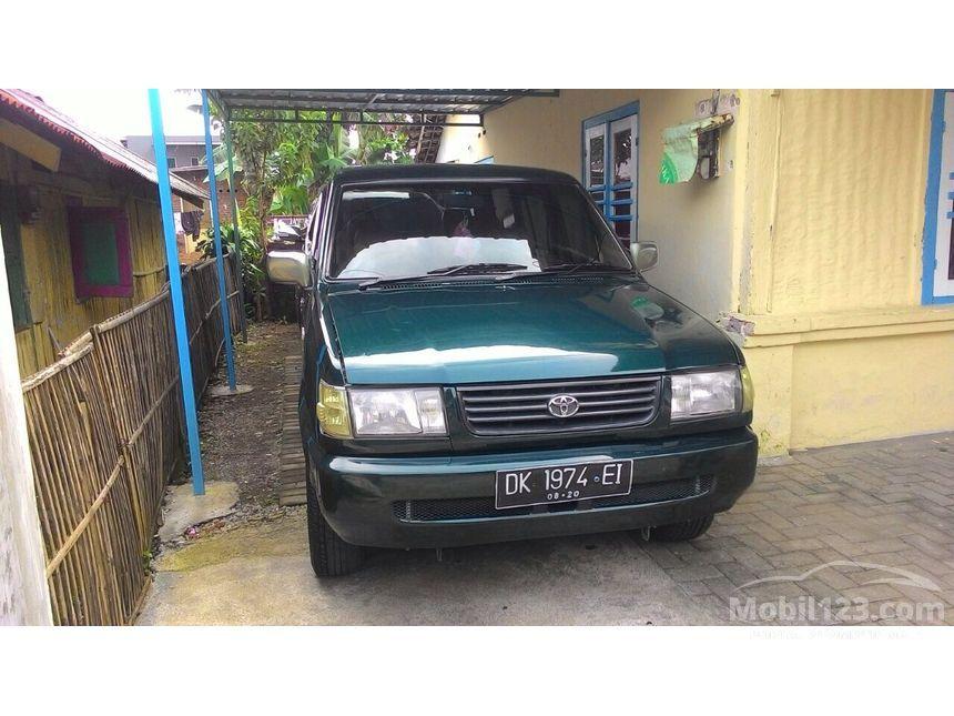 Jual Mobil Toyota Kijang 1997 LGX 1.8 di Bali Manual MPV ...