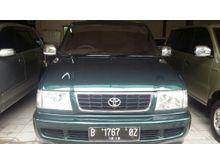 2001 Toyota Kijang 2.4 LSX-D MPV