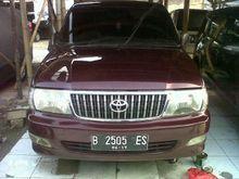2002 Toyota Kijang 1.8 LX MPV
